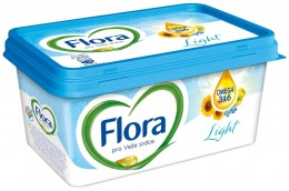 Flora Light margarín