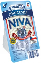 Madeta Jihočeská Niva 50% porce