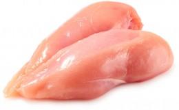 Kuřecí prsní řízky (dodavatel Vodňanské kuře)