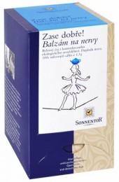 Sonnentor Balzám na nervy čaj BIO