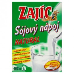 Bonavita Zajíc Sójový nápoj Natural