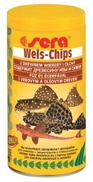 Sera speciální krmivo pro sumečky Wels-Chips