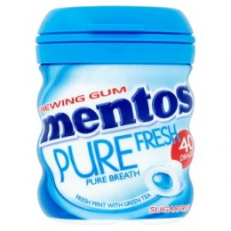 Mentos Pure Fresh mint žvýkačky 40ks