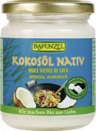 Bionebio Kokosový olej nerafinovaný RAPUNZEL BIO