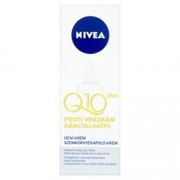 Nivea Q10 Plus Oční krém proti vráskám