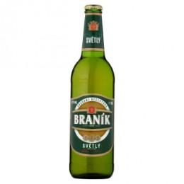 Braník Světlé výčepní pivo
