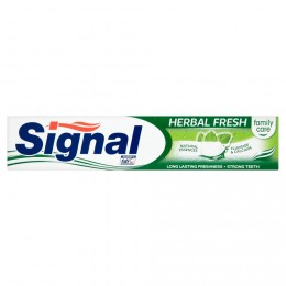 Signal Family Care Herbal fresh zubní pasta