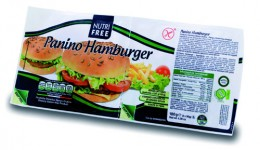 Hamburger bulky bezlepkové 2ks
