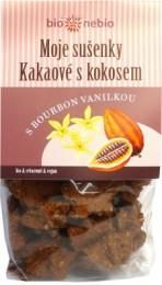 Bionebio Moje sušenky kakaové s kokosem BIO