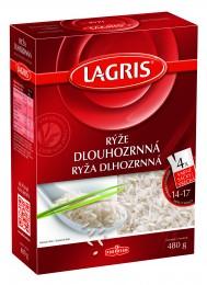 Lagris Rýže dlouhozrnná varné sáčky