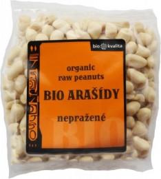 Bionebio BIO Arašídy loupané nepražené