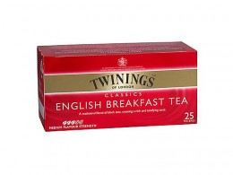 Twinings English Breakfast čaj černý