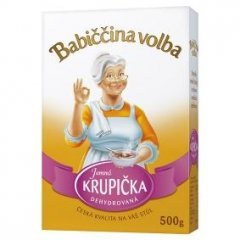 Babičina volba Krupička