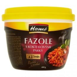 Hamé Fazole s koktejlovými párky