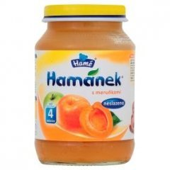 Hamánek meruňkový bez přidaného cukru