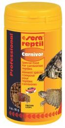 Sera krmivo pro plazy Reptil Professional Carnivor