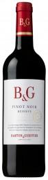 Barton&Guestier Pinot Noir Reserve VdP
