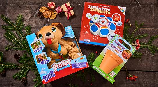 Hračky a dárky pro děti