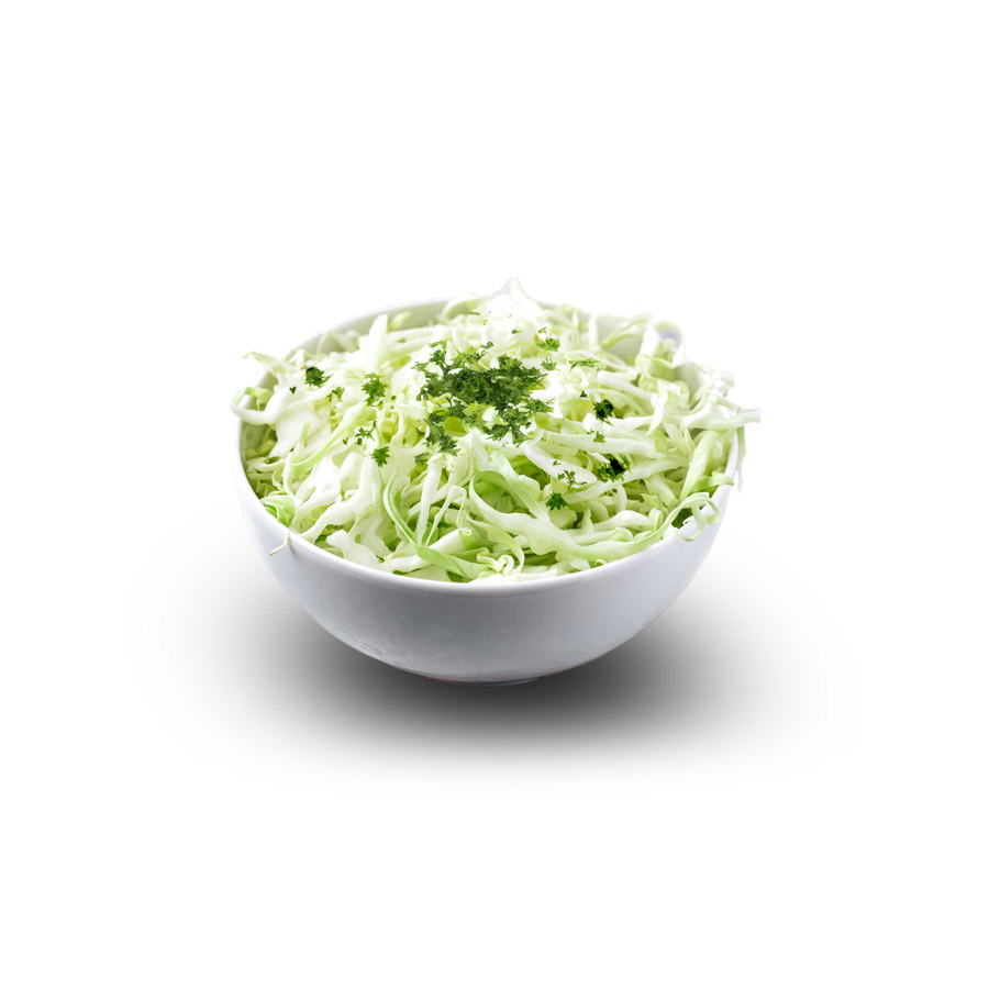 Zelný salát s křenem