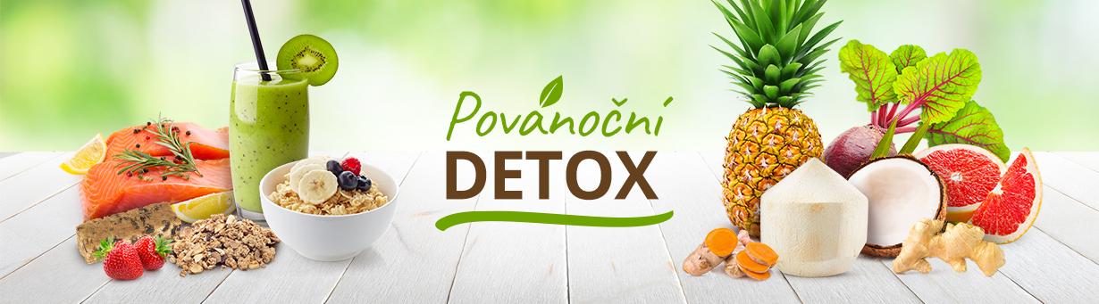 Povánoční detox