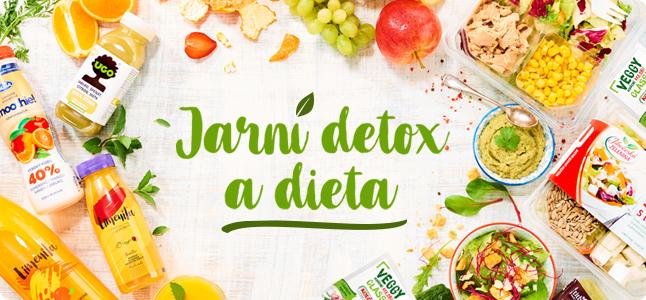 Jarní detox a dieta