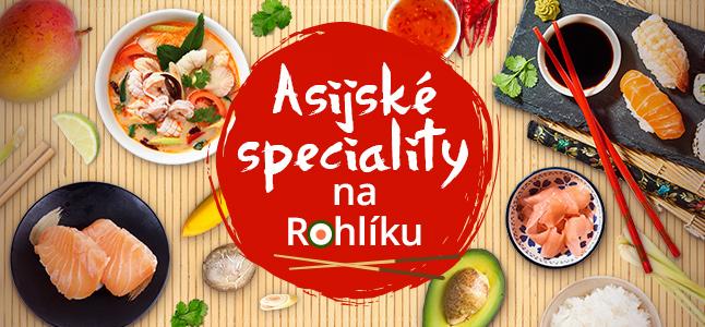 Asijské speciality na Rohlíku