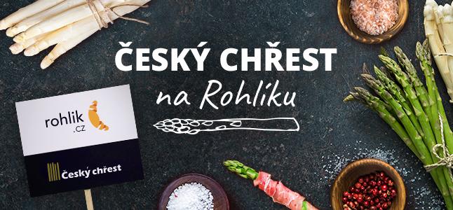 Český chřest na Rohlíku