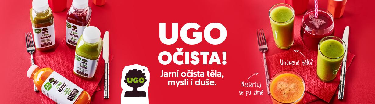 Jarní vylepšená UGO Očista se blíží!