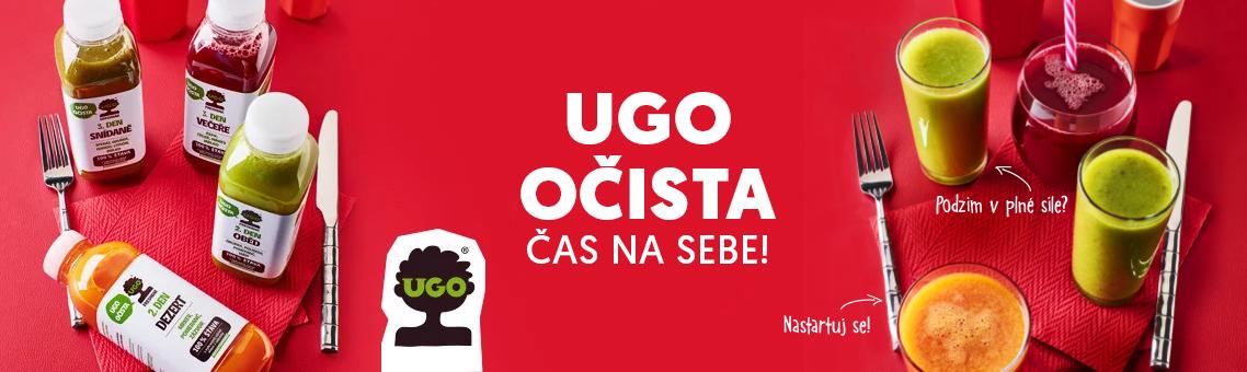 Podzimní UGO Očista se blíží!