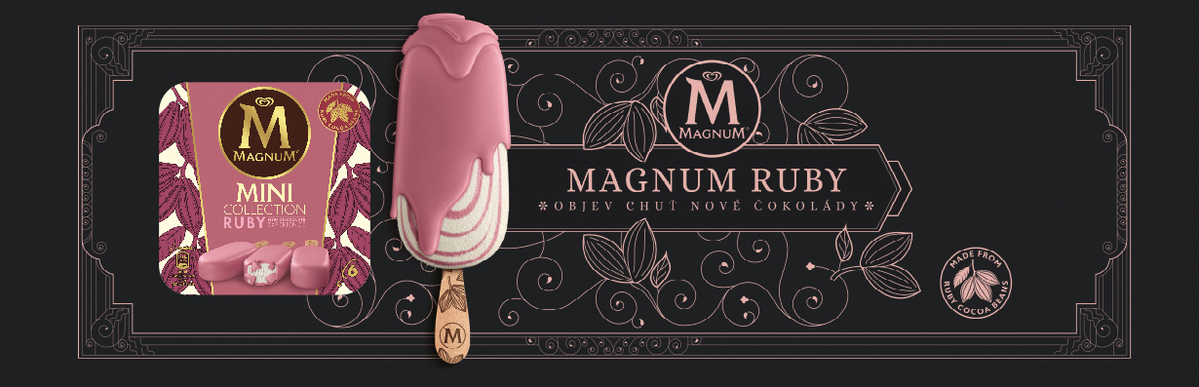 Dopřejte si to pravé potěšení od Magnum