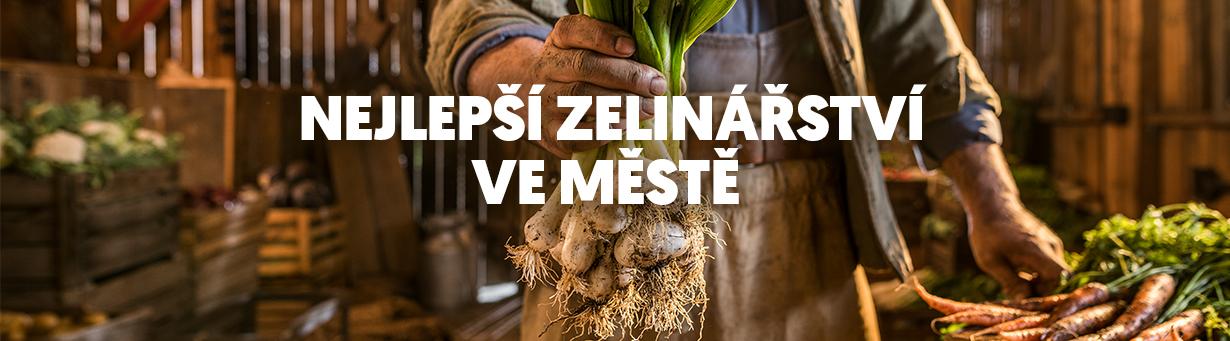 Nejlepší zelinářství