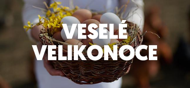 Velikonoce na Rohlik.cz