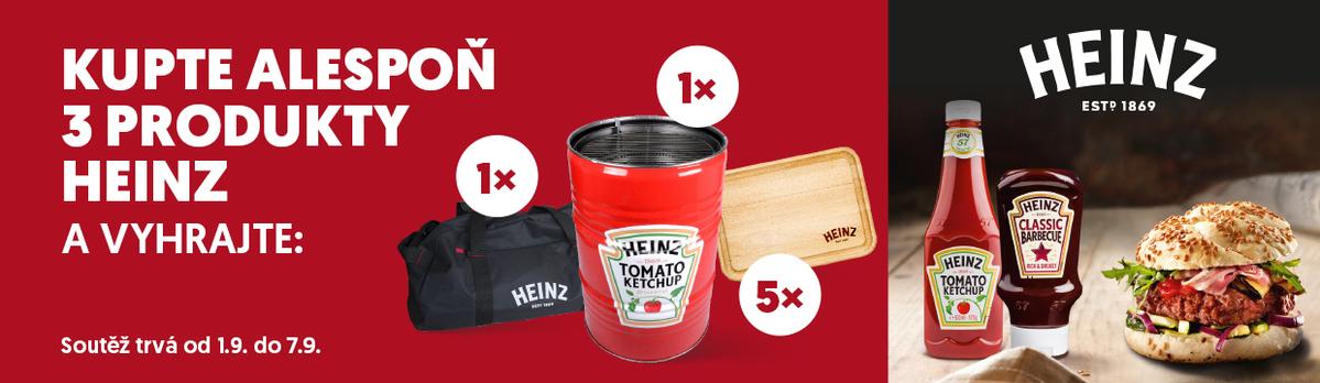 Vyhrajte s Heinz