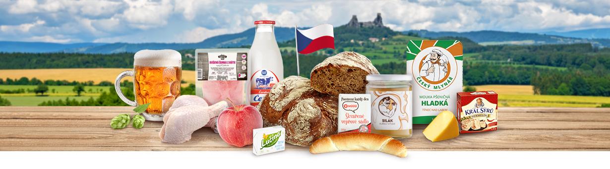 Co znamená český původ na Rohlíku?