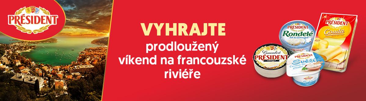 Vyhrajte prodloužený víkend v Nice