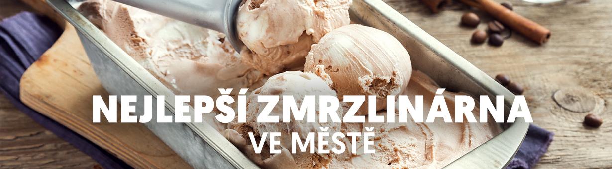 Nejlepší zmrzlinárna ve městě
