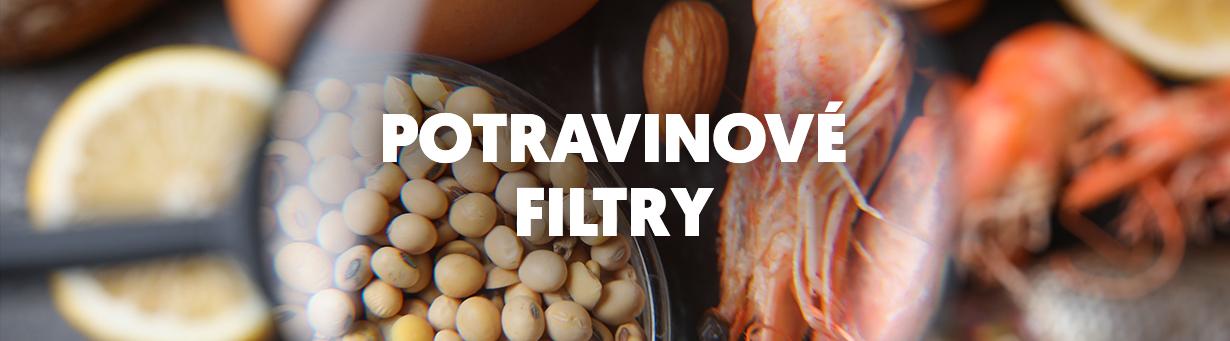 Potravinové filtry na Rohlíku
