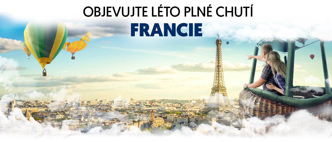 Objevujte Francii