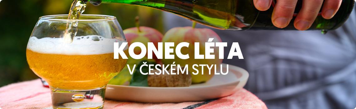 Konec léta v českém stylu