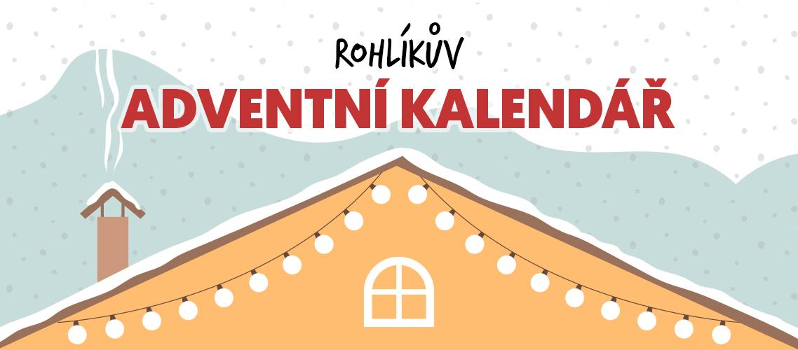 Adventní kalendář na Rohlíku