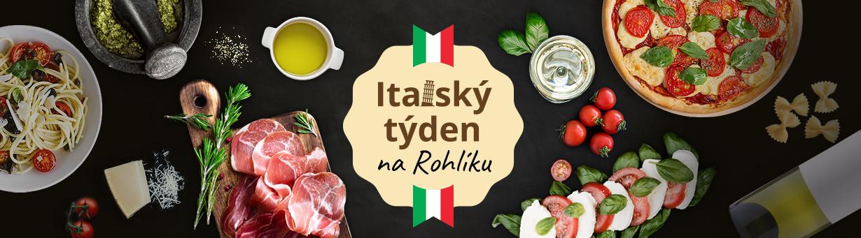Poznejte rozmanité chutě italské kuchyně