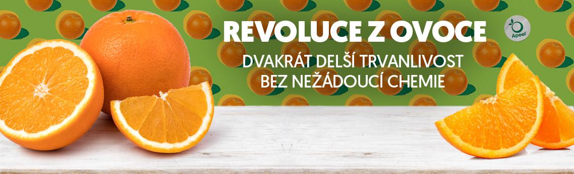 Apeel - Revoluce z ovoce