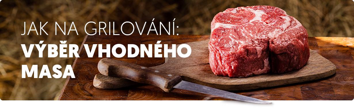 Jak na grilování: Výběr vhodného masa