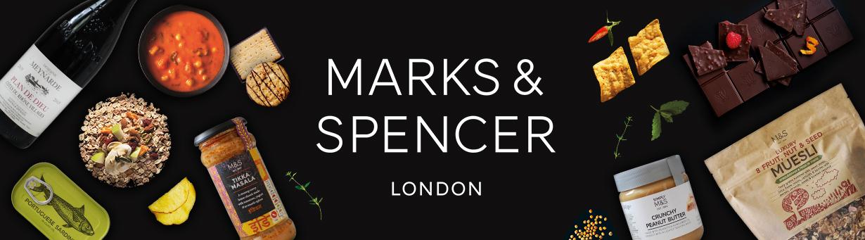 To nejlepší z Marks & Spencer až k vašim dveřím