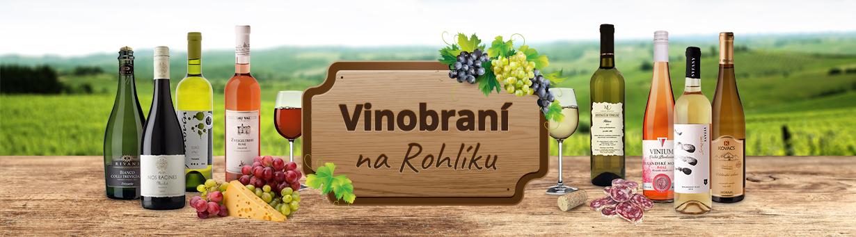 Užijte si vinobraní jako v moravském sklípku