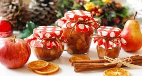 Vánoční pečený čaj