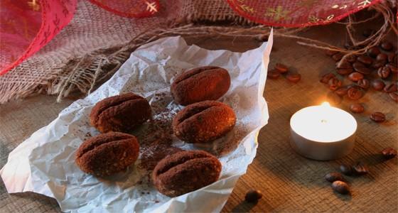 Nepečená kávová zrna bez cukru
