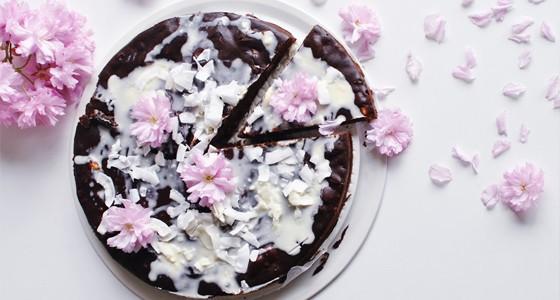 Mandlové bezlepkové brownies