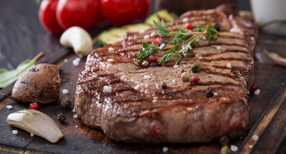 Hovězí rump steak
