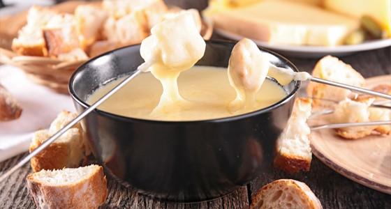 Sýrové fondue